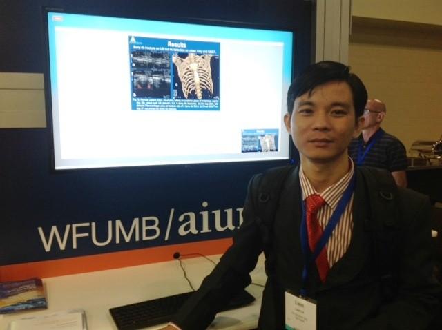 Bac si Le Thanh Liem tai Hoi nghi WFUMBaium 3