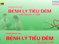 """Hôm nay, 24/05/2015, tại hội trường Medic, Chương trình tư vấn """"BỆNH LÝ TIỂU ĐÊM"""""""