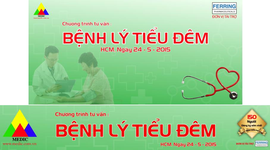 Chuong trinh tu van BENH LY TIEU DEM