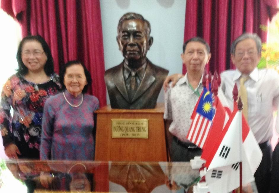 Le hoi truyen thong truong DH Y Khoa Pham Ngoc Thach TPHCM 1