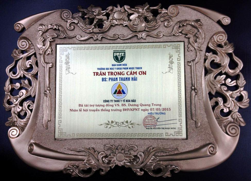 Le hoi truyen thong truong DH Y Khoa Pham Ngoc Thach TPHCM 3