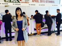 """Từ ngày 12-15/03/2015, BS. Thu Thủy tham dự """"24th Conference of the Asian Pacific Associaton for the Study of the Liver (APASL)"""" tại Istanbul, Turkey"""