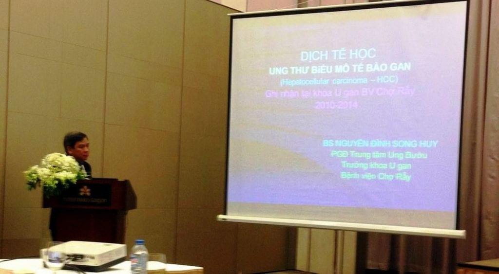 tai KS Nikko Saigon Hoi thao khoa hoc Gia tri lam sang cua cac Biomarkers 4