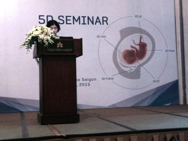 tai KS Nikko Saigon, Samsung to chuc chuong trinh 5D SEMINAR