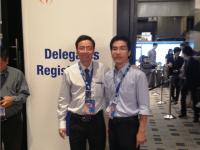 Ngày 11/06/2015, tại Malaysia, ASCI 2015 (Bs Dương Phi Sơn và Bs Nguyễn Xuân Trình tham dự)