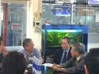 Ngày 02/03/2015, Medic tiếp đoàn Công nghiệp Y tế Nhật Bản