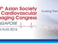 Ngày 4 – 6/08/2016, tại Singapore, 10th Congress of the Asian Society Cardiovascular Imaging (ASCI)