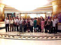 Ngày 22/01/2017, Bác sĩ YKSG 74 họp mặt Tết
