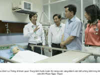 Đại Học Y Phạm Ngọc Thạch tuyển sinh không cần hộ khẩu TPHCM