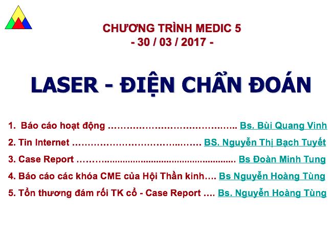 Medic 5 30-3