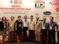 Ngày 19/04/2018, Hội nghị phụ sản tại Cần Thơ.